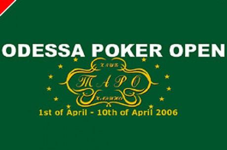 Нешуточный турнир в Одессе - Odessa Poker Open