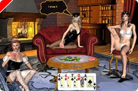 The Biggest Ever Strip Poker Battle