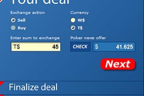 PokerNews startet den Umtausch von Pokerzahlungsmitteln