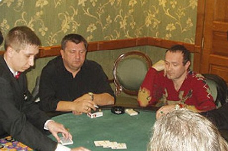 Odessa Poker Open - репортажи с места событий (2 репортаж)