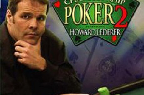 'World Championship Poker 2' Video Game a Vast Improvement
