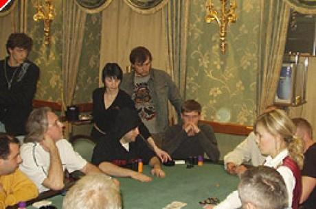 Odessa Poker Open - репортажи с места событий (4 репортаж)