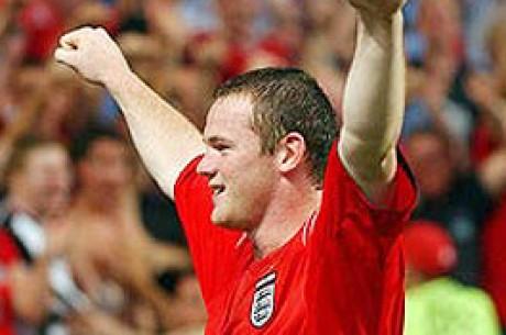 Wayne Rooney Przegrywa w Pokera