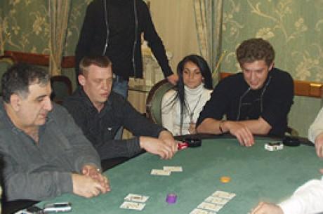Odessa Poker Open - репортажи с места событий (6 репортаж)