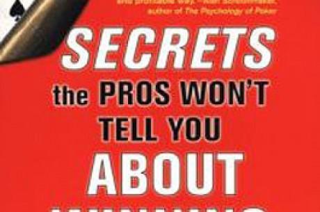 Lou Krieger Discloses Poker's 'Secrets'
