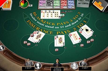 Czy Blackjack Pobije Internetowego Pokera?