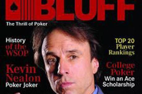 Το Περιοδικό Bluff Έρχεται Στην Ευρώπη