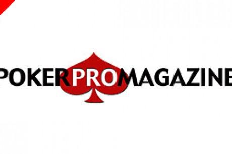 Poker Pro Europe - Ny pokertidning kommer snart ut i hyllorna