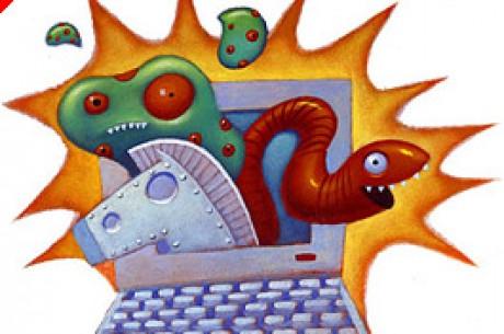 Internetowa Strona Pokerowa Zarażona Trojanem