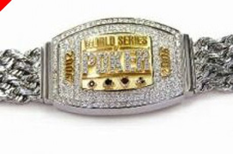 2006 World Series of Poker Bracelet Unveiled