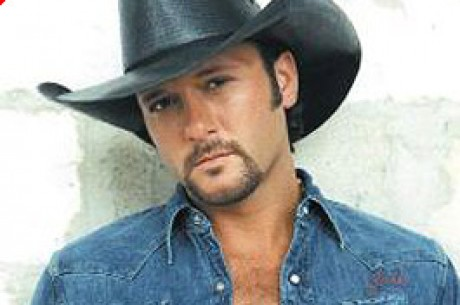 Tim McGraw to Host Poker Fundraiser