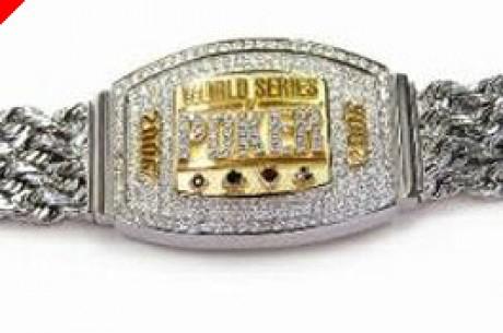 Zo ziet die WSOP bracelet eruit!