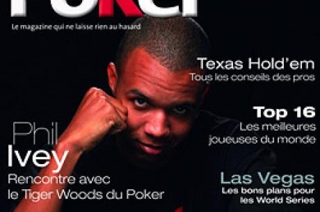 Trois magazines sur le poker sortent en France