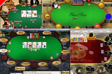 OnlinePoker helgens oppsummering: 1 spiller vant $262.000