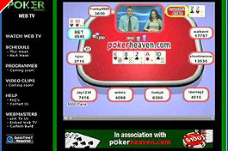 The Poker Channel Launches Free Broadband TV Service