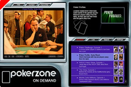 Pokerzone Hop Aboard The Broadband TV Bandwagon