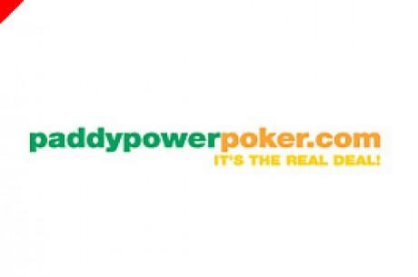 Four Bonus Choices at Paddy Power Poker