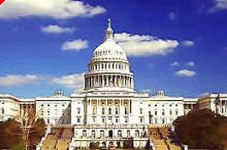 USAs kongress godkjenner lovforslag om forbud mot online gambling.