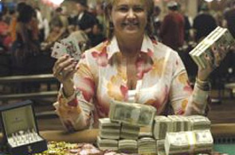 WSOP Updates – Mary Jones Dodges Bullets to win the Ladies Title