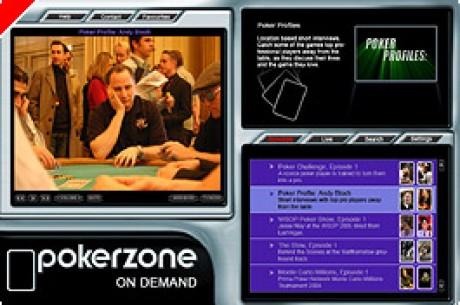 Pokerzone hiver seg på webTV-bølgen