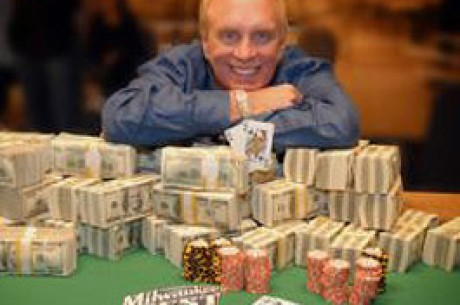 WSOP Updates - Chip Reese Gets by Andy Bloch in Epic HORSE Duel