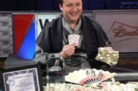 Actualização do WSOP – Séries da Ribalta – O Tony G numa Mesa Final