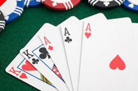 Homem Tenta Estabelecer o Recorde do Mundo nas World Series os Poker