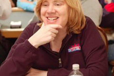 For Kathy Liebert, a Tough Second Day's Task