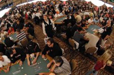 WSOP – Dia 4 Contagem de Fichas e Eliminações