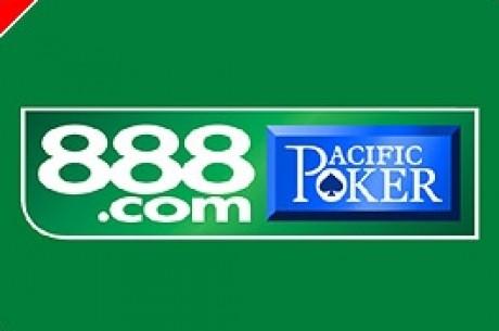 Freeroll Exclusivo Para o UK Poker Open na 888.com Pacific Poker!