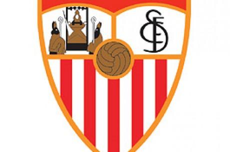 888 Poker sponsrar fotbollsklubben Sevilla FC