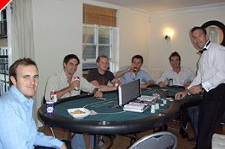 """Poker amateur : """"Dial a dealer"""" loue ses croupiers en angleterre"""