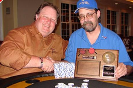 ノースカロライナでFossilmanにポーカー挑戦 Part 1