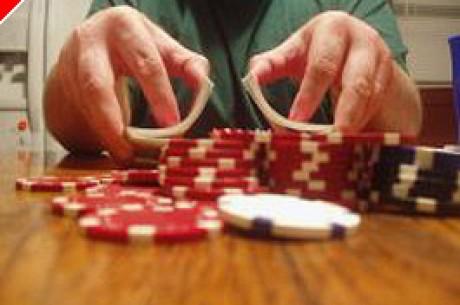 ポーカープレーヤーの銃弾からの回復を願う