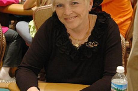 ポーカーの伝説:Susie Isaacs
