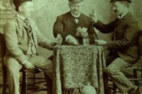 Истоки покера. Как это всё начиналось…