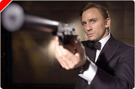 All-in, Herr Bond?