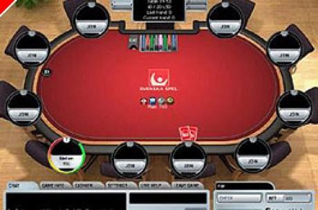 Svenska spel tar marknadsandelar inom poker, snart med statens hjälp?