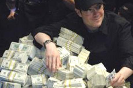 Jamie bekommt die Hälfte – die andere Hälfte der WSOP Gewinnsumme wird aufgrund einer...
