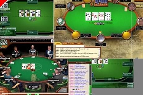 En bref : les tournois de poker en ligne du dimanche