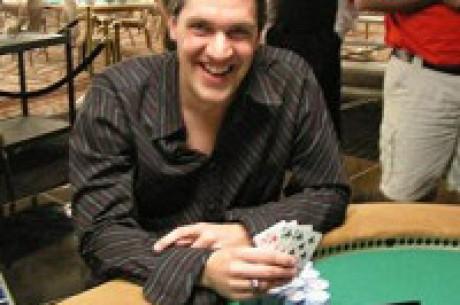 软件开发者Pat Poels赢得WSOP $1500美金限制Omaha High-Low even