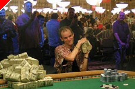 Allen Cunningham赢得了WSOP 赛事2 $1500买进无限制Holdem