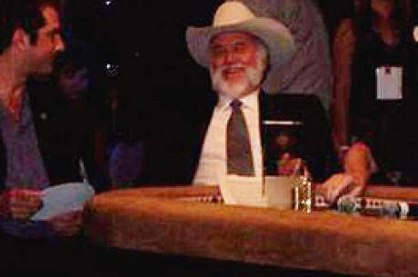 四分之一的扑克世纪:Crandall Addington