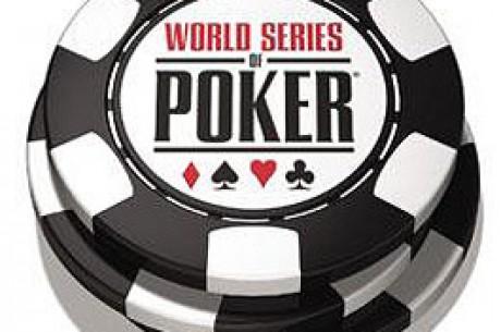 来自WSOP的掌上扑克比赛