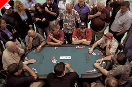 扑克巡回赛饱和了