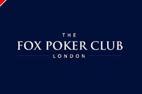Fox扑克俱乐部是伦敦第一个得到许可的扑克室