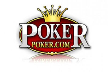 扑克网(Poker.com)的$10,000免费比赛注册的最后一天