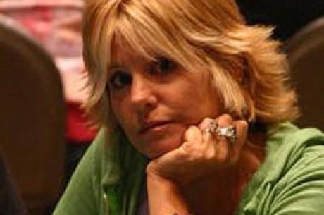 扑克传奇人物:Cyndy Violette