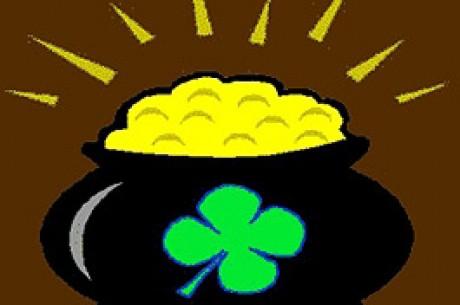 爱尔兰公开赛百万欧元的保证金总额
