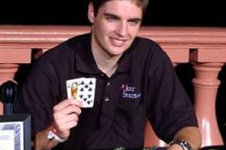 22岁的世界扑克巡回赛冠军
